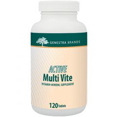 Genestra Active Multi Vite, 120 Tablets