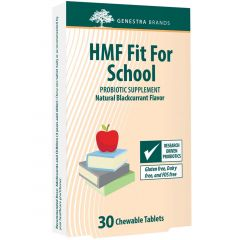 Genestra HMF Fit for School, 30 Tablets (Refrigerated)