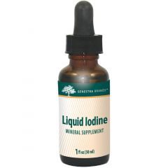 Genestra Liquid Iodine 150mcg, 30ml