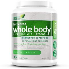 Genuine Health Greens+ Fermented Whole Body Nutrition
