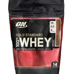 Optimum Gold Standard 100% Whey, Double Rich Chocolate TRAIL SIZE!