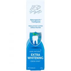 Green Beaver Extra Whitening Toothpaste, 100g (NEW!)