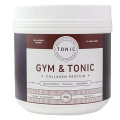 Tonic Products Gym & Tonic (Collagen Protein)