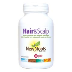 New Roots Hair & Scalp (Promotes Hair Health)