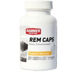 Hammer Nutrition Recovery REM Caps Sleep Enhancement Supplement, 60 capsules