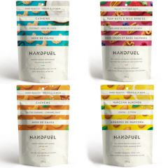 Handfuel Mixed Nuts (Cashew, Almonds, Pistachios, Walnuts, Mixed Dried Fruit)