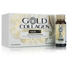 Minerva Pure Gold HAIR LIFE (Formerly Hair Lift) Collagen Liquid Collagen Supplement (Coming Soon!)