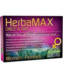 HerbaMAX Once a Day for Women, 30 Capsules