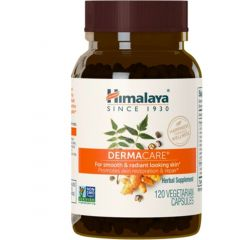 Himalaya Herbal DermaCare, 120 Vcaps