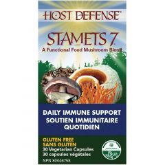 Host Defense Stamets 7, Daily Immune Support