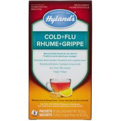 Hylands Cold and Flu, 6 Sachets (16g each)