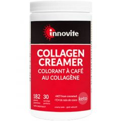 Innovite Health Collagen Creamer (Keto Freindly), 30 Servings