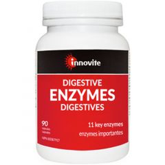 Innovite Health Digestive Enzymes, 90 Capsules