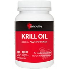 Innovite Health Krill Oil 500mg, 60 Softgels