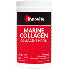 Innovite Health Marine Collagen (Wild Caught Hydrolyzed Peptides), 50 Servings / 250g