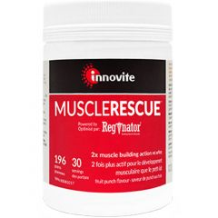 Innovite Health MuscleRescue, 180g Powder