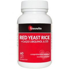 Innovite Health Red Yeast Rice 300mg