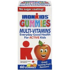 IronKids Essential Gummies Multi-Vitamins for Active Kids