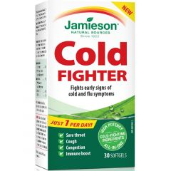 Jamieson Cold Fighter, 30 Softgels