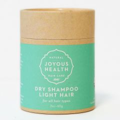 Joyus Health Dry Shampoo (Light and Dark Hair), 60g