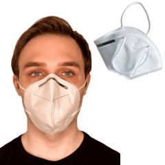 Dr. MFYAN KN95 Face Mask (Filters 95% Of Airborne Particles)