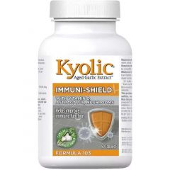Kyolic Aged Garlic Extract, Immuni-Shield, Formula 103