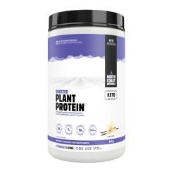 North Coast Naturals Boosted Plant Protein (Keto Friendly), 840g