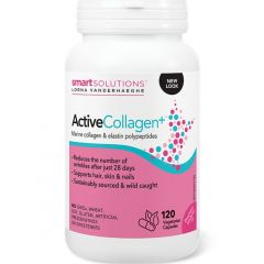 Lorna Vanderhaeghe Active Collagen Supplement, 120 Vegetarian Capsules