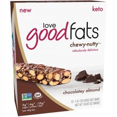 Love Good Fats Chewy Nutty Snack Bars