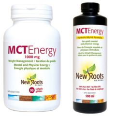 New Roots MCT Energy