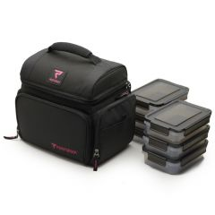 PERFORMA MATRIX All in One 6 Meal Prep Bags
