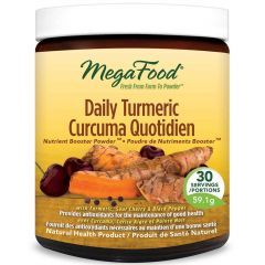 MegaFood Daily Turmeric Nutrient Booster, 59.1g