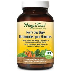 MegaFood Men's One Daily Multivitamin & Mineral