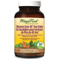 MegaFood Women Over 40 One Daily, Multivitamin & Mineral Supplement
