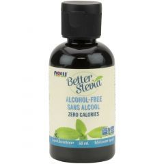 NOW Better Stevia (Alcohol Free)