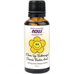 NOW Cheer Up Buttercup Essential Oil Blend, 30ml