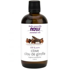 NOW Clove Oil Pure (Aromatherapy)
