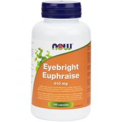 NOW Eyebright Herb, 410mg, 100 Vcaps