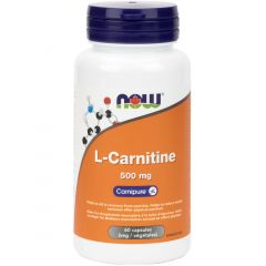 NOW L-Carnitine, 500mg
