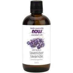 NOW Lavender Oil (Aromatherapy), 100% Pure