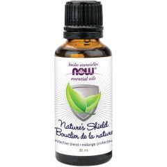NOW Nature's Shield Protective Blend, Essential Oil, 30ml