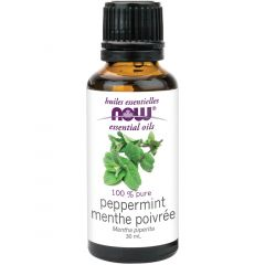 NOW Peppermint Oil (Aromatherapy)