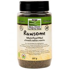 NOW Rawsome Whole Food Meal (Organic), 237g