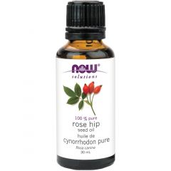 NOW Rose Hip Seed Oil (Topical), 100% Pure & Natural, 30ml