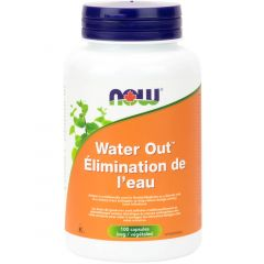 NOW Water Out, Herbal Diuretic, 100 V-Caps