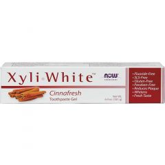 NOW XyliWhite Toothpaste Gel, 181g