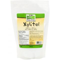 NOW Xylitol (100% Pure Natural Sweetener)