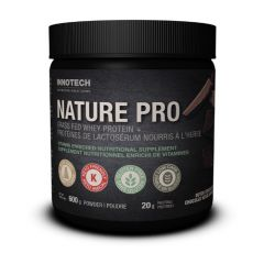 Innotech Nature Pro Grass Fed Whey Protein (Keto Friendly), 600g