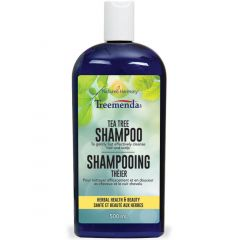 Nature's Harmony Tea Tree Shampoo, 500ml