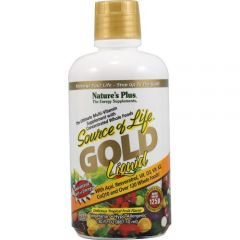 Nature's Plus Source of Life Gold Liquid